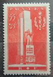 Poštovní známka Francie 1938 Památník v Lyonu Mi# 426 Kat 15€