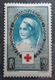 Poštovní známka Francie 1939 Červený kříž, 75. výročí Mi# 440 Kat 12€