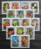 Poštovní známky Umm al-Kuvajn 1972 Květiny Mi# 1034-49