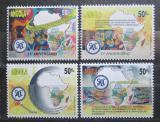Poštovní známky Angola 2011 Spol. rozvoje jižní Afriky, 31. výročí Mi# 1848-51