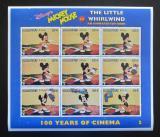 Poštovní známky Maledivy 1996 Disney, Mickey Mouse Mi# 2769-77
