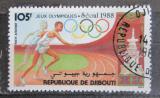 Poštovní známka Džibutsko 1988 LOH Soul Mi# 509