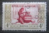 Poštovní známka Dahomey 1961 Hrnčířka Mi# 181