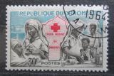 Poštovní známka Dahomey 1962 Červený kříž Mi# 199