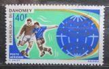 Poštovní známka Dahomey 1970 MS ve fotbale Mi# 414