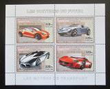 Poštovní známky Kongo Dem. 2006 Luxusní automobily Mi# N/N