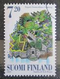 Poštovní známka Finsko 2000 Ostrovní pevnost Suomenlinna, Helsinky Mi# 1517