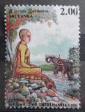 Poštovní známka Srí Lanka 1996 Dantika Mi# 1108