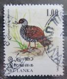 Poštovní známka Srí Lanka 1979 Kur dvouostruhý Mi# 515