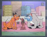 Poštovní známka Gambie 1994 Disney, Pluto Mi# Block 220