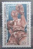 Poštovní známka Kamerun 1972 LOH Mnichov, box Mi# 701