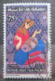 Poštovní známka Tunisko 1980 Výšivka Mi# 974