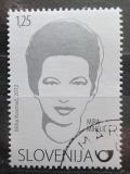 Poštovní známka Slovinsko 2012 Mira Mihelič, spisovatelka Mi# 947