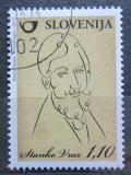 Poštovní známka Slovinsko 2010 Stanko Vraz, básník Mi# 837
