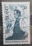 Poštovní známka Island 1975 Einar Jónsson, sochař Mi# 508