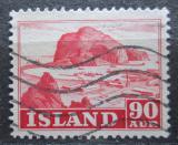 Poštovní známka Island 1950 Přístav Vestmannaeyjar Mi# 266