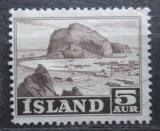 Poštovní známka Island 1954 Přístav Vestmannaeyjar Mi# 296