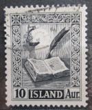 Poštovní známka Island 1953 Kniha Reykja Mi# 287