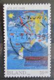 Poštovní známka Island 1992 Vánoce Mi# 774