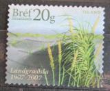 Poštovní známka Island 2007 Ochrana půdy Mi# 1172