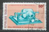Poštovní známka Togo 1978 Edisonův fonograf Mi# 1314
