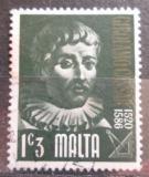 Poštovní známka Malta 1974 Girolamo Cassar, architekt Mi# 481