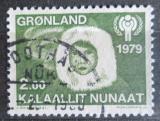 Poštovní známka Grónsko 1979 Mezinárodní rok dětí Mi# 118