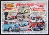 Poštovní známky Pobřeží Slonoviny 2018 Klasické automobily Mi# N/N