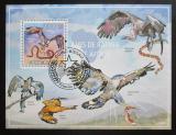 Poštovní známka Guinea-Bissau 2009 Dravci Mi# Block 719 Kat 14€