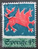 Poštovní známka Švédsko 1974 Znamení Mi# 884