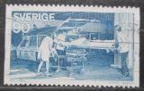 Poštovní známka Švédsko 1975 Transport do nemocnice Mi# 916