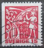 Poštovní známka Švédsko 1981 Severská mytologie Mi# 1136 Dl