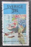 Poštovní známka Švédsko 1996 Umění, Ragnar Sandberg Mi# 1949