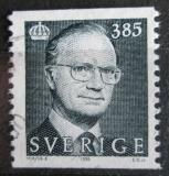 Poštovní známka Švédsko 1996 Král Karel XVI. Gustav Mi# 1930