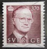 Poštovní známka Švédsko 1995 Král Karel XVI. Gustav Mi# 1865