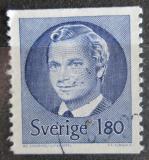 Poštovní známka Švédsko 1983 Král Karel XVI. Gustav Mi# 1243