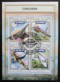 Poštovní známky Sierra Leone 2016 Concorde Mi# 7878-81 Kat 11€