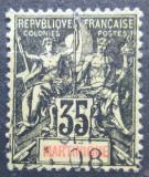 Poštovní známka Martinik 1906 Koloniální alegorie Mi# 43 Kat 9€