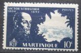 Poštovní známka Martinik 1945 Victor Schoelcher, politik Mi# 207