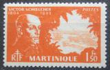 Poštovní známka Martinik 1945 Victor Schoelcher, politik Mi# 216