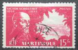 Poštovní známka Martinik 1945 Victor Schoelcher, politik Mi# 224