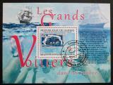 Poštovní známka Guinea 2009 Plachetnice Mi# Block 1762 Kat 10€