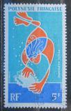 Poštovní známka Francouzská Polynésie 1970 Lov perel Mi# 116
