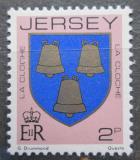 Poštovní známka Jersey, Velká Británie 1981 Erb rodiny La Cloche Mi # 244 A