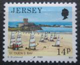 Poštovní známka Jersey, Velká Británie 1989 St. Ouen Mi # 469