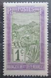 Poštovní známka Madagaskar 1908 Místní krajina Mi# 74