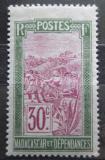 Poštovní známka Madagaskar 1925 Místní krajina Mi# 156