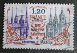 Poštovní známka Francie 1978 Města Mi# 2120