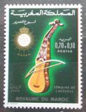Poštovní známka Maroko 1974 Marocká viola Mi# 778