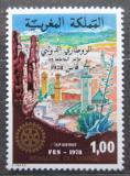 Poštovní známka Maroko 1978 Mezinárodní setkání Rotary Intl. Mi# 886